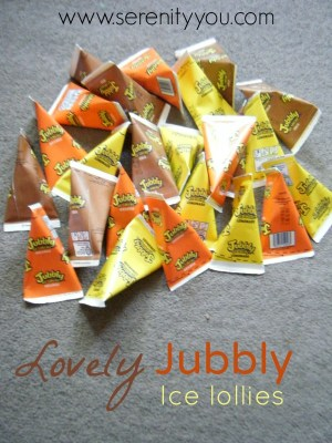 Loads of Jubbly Ice lollies