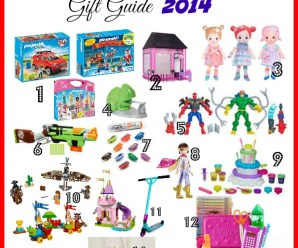 Serenity You's Christmas Toy Gift Guide 2014