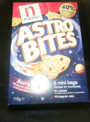 Nairns Berry Blast Astro Bites Biscuits
