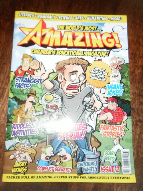 Amazing! Magazine Review