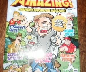 Amazing! Magazine Review