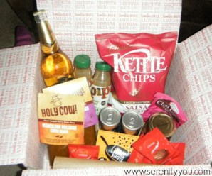Novemeber's Degustabox