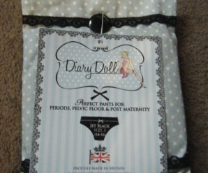 DiaryDoll – Period Pants