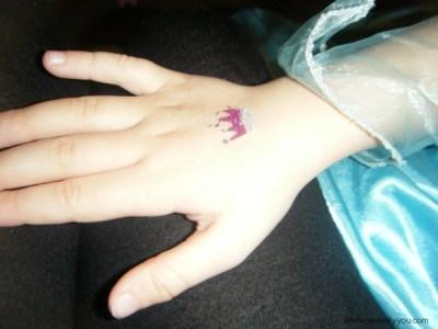 Glitza Body and Nail Fashion Studio - Glitter Tattoos review