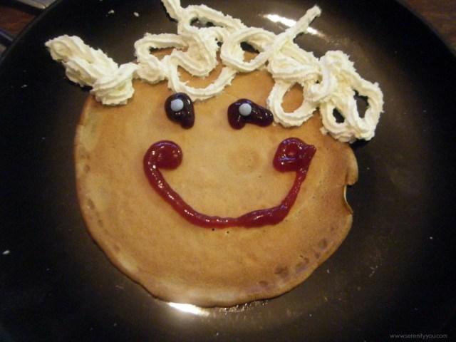 Pancake Portraits with Hartleys