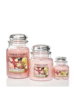Fresh cut flowers yankee candles