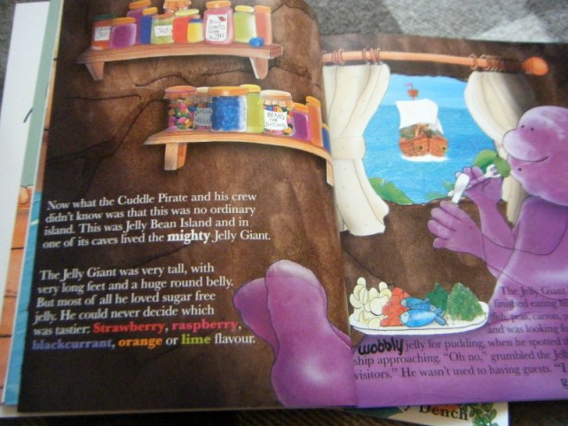 cuddle pirate book 2