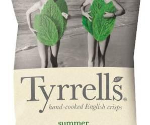 Tyrrells Butter & Mint Crisps