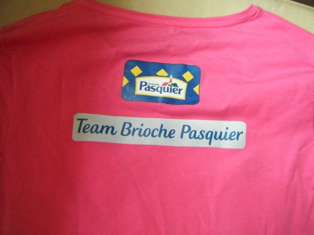 race for life team Brioche Pasquier