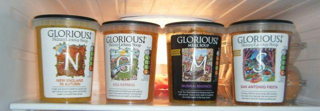 glorious soups long