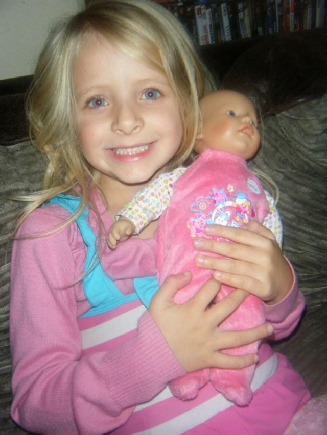 baby born bathtime doll 1