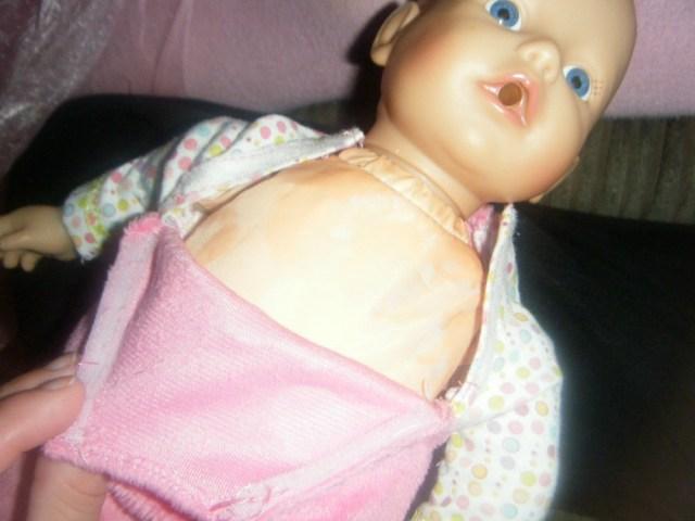 baby born bathtime doll 3