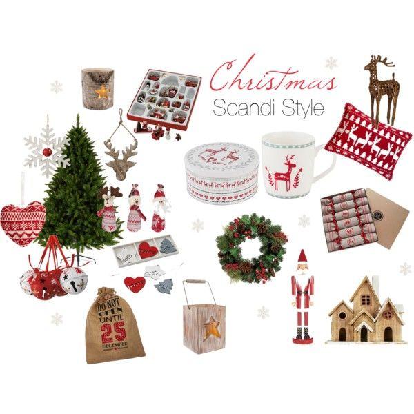 Christmas Scandi Style