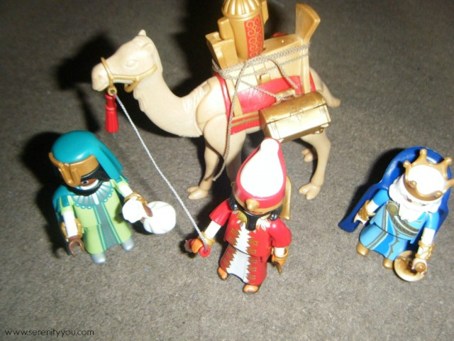 playmobil Christmas 3 wise man 1