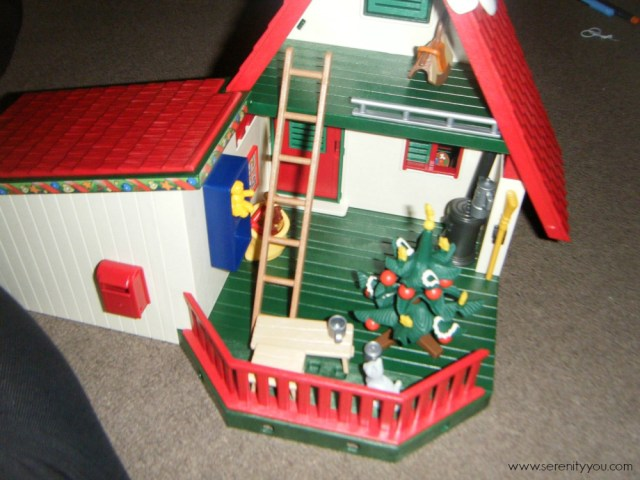 playmobil Christmas Santa set 4