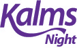 sleep better with Kalms Night LOGO