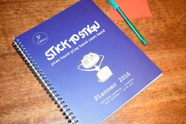 stick to stigu planner review