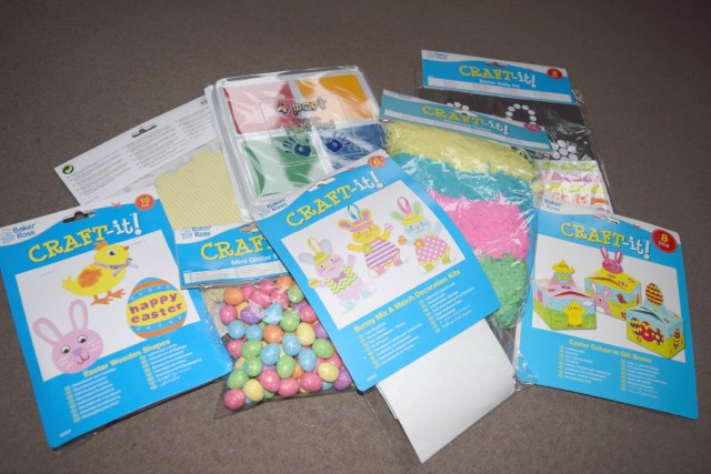 yellow moon easter crafts 11