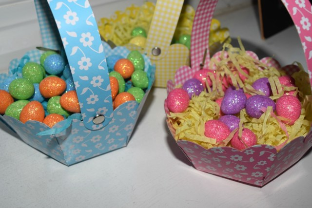 yellow moon easter crafts 4