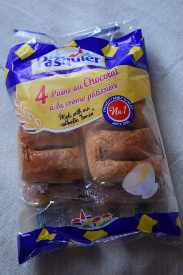 degustabox - pains au chocolat