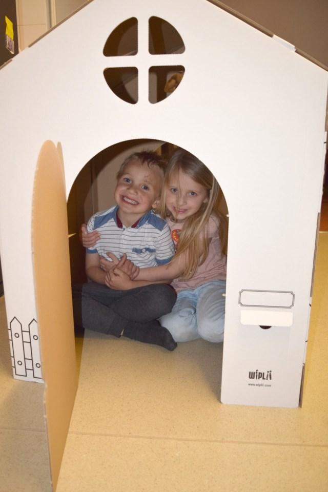 cardboard house 4