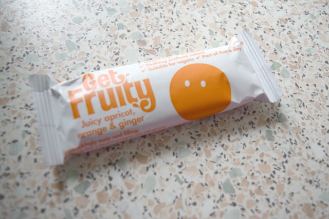 degustabox may - get fruity