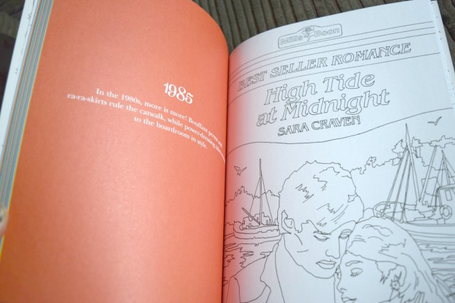 mills and boons colouring book 5