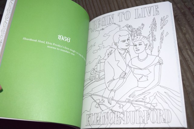mills and boons colouring book 9