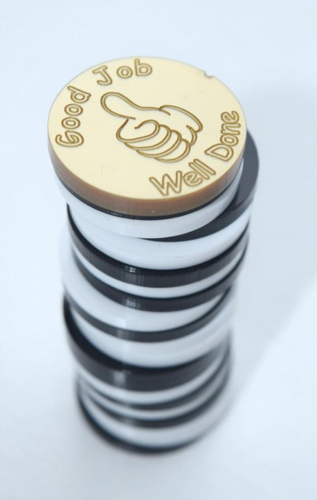 happy token 5