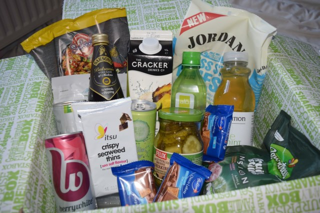 July 2016 degustabox july 2016 1