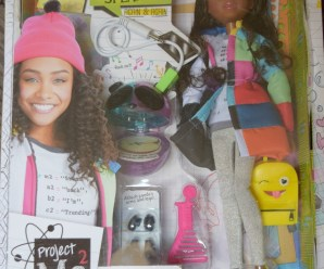 Project MC2 Bryden's Speaker doll + giveaway