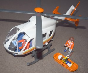 Playmobil Hospital Range Review #PlaymobilPlayologist