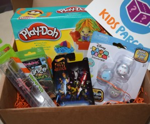 Our Review of the Kids Parcel