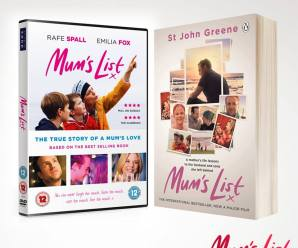Win Mum's List Book & DVD