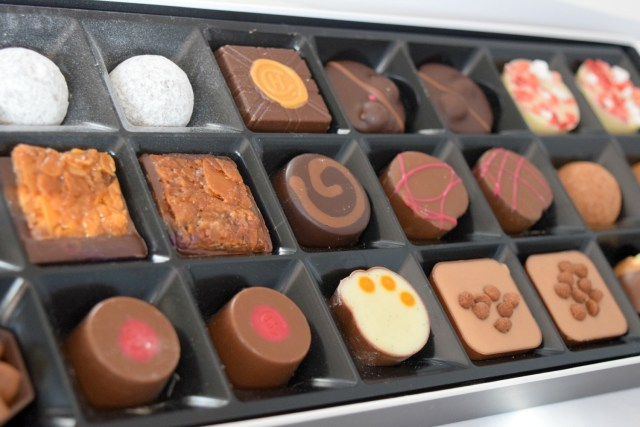 Hotel Chocolat mother's Day Sleekster Box
