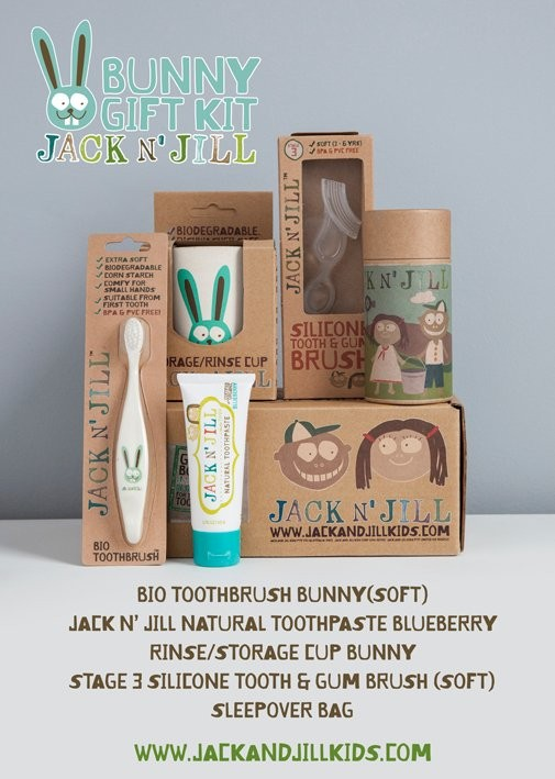 Jack N' Jill Bunny Gift set Giveaway