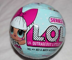 LOL Surprise Doll Review + Giveaway