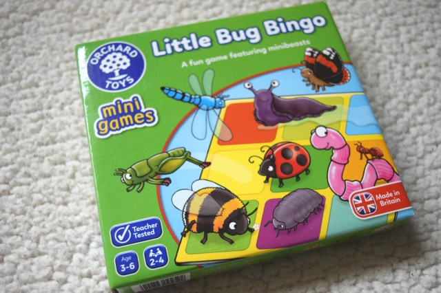 Orchard Toys Little Bug Bingo Game Review