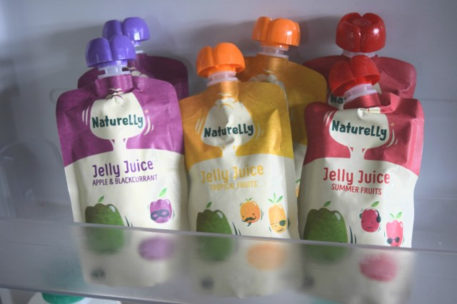 Naturelly Jelly Juice Review