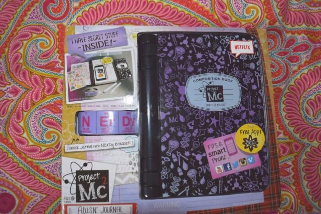 Project MC2 Adisn Journal Spy Notebook Review