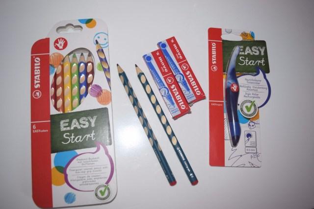 stabilo Easy start pens