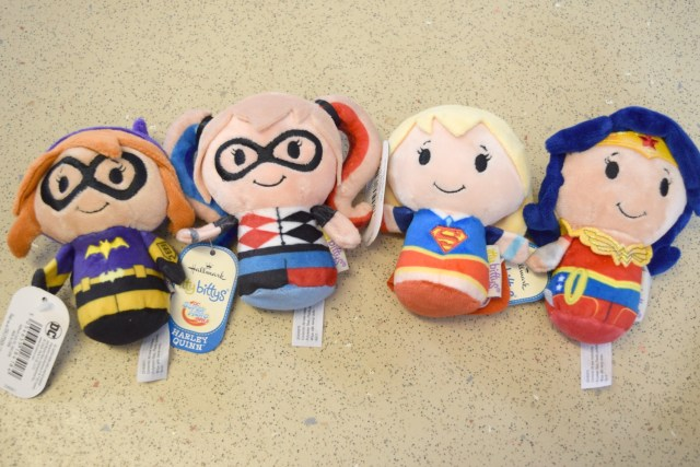 itty bitty's superheros - back to school gift