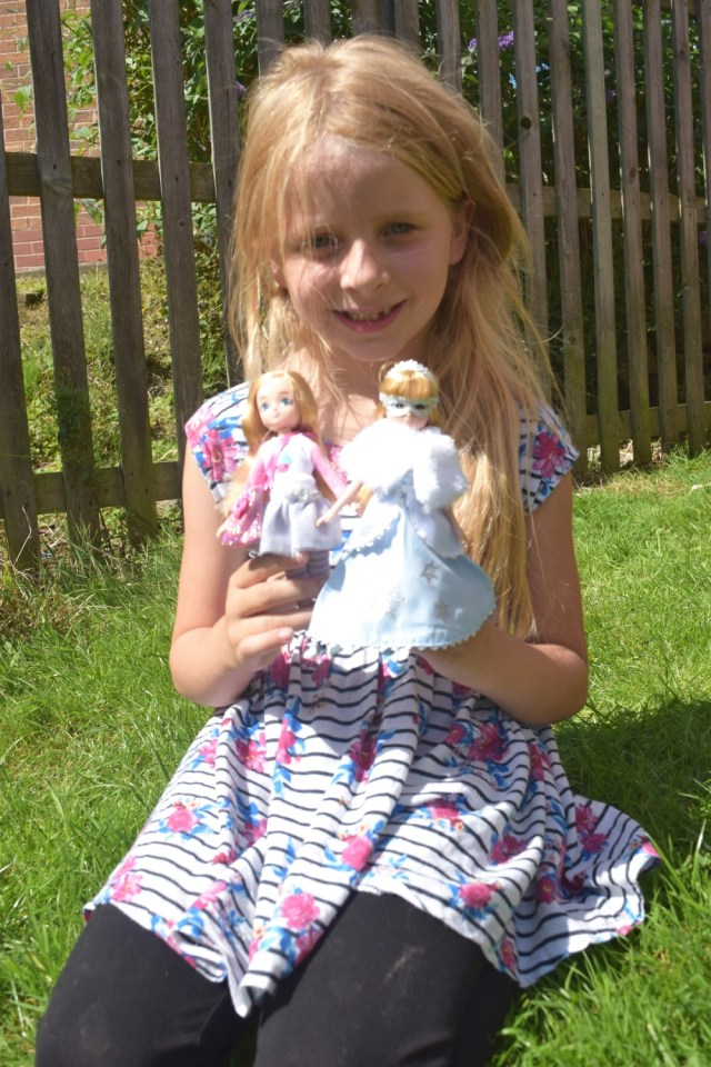 Snow Queen & Birthday Girl Lottie Dolls Review & Giveaway
