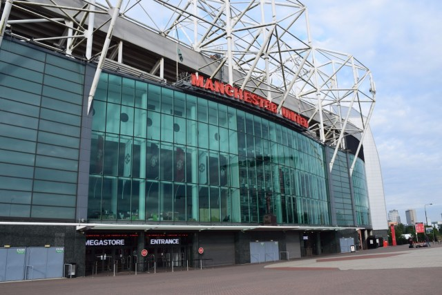 My First Blog On Conference at Manchester #BlogOnXmas - Old Trafford Stadium