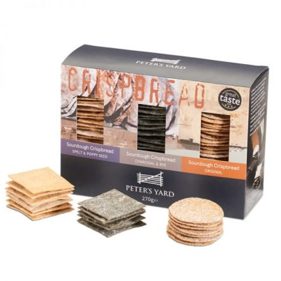 Peter's yard crackers - Foodies gift guide