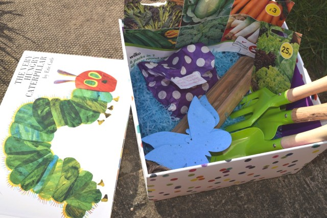 Our gardening goodies