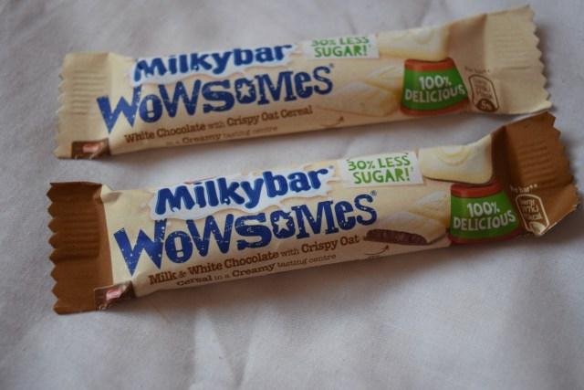 Degustabox - Milkybar wowsomes