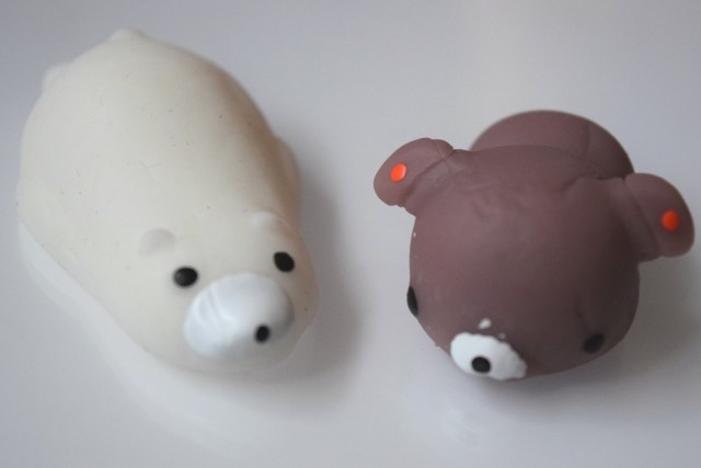 Polar Bear and brown bear Moj Moj