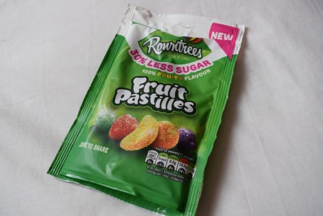 Rowntrees Fruit Pastilles - Degustabox