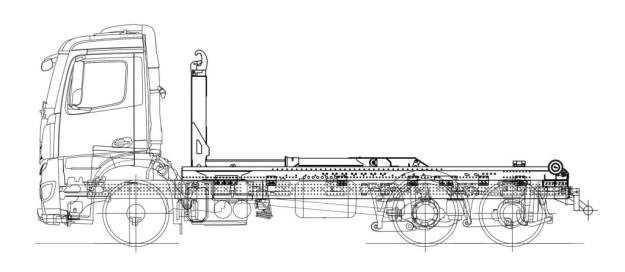 HOOKLIFT S-20